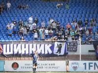 В Иванове задержали 40 фанатов «Шинника»