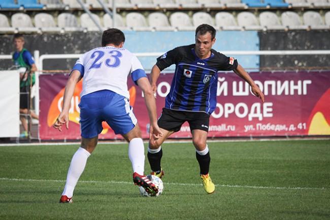 Сергей Самодин принес «Шиннику» ничью в игре с «Енисеем»
