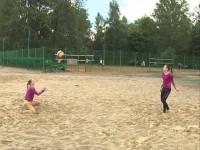 На центральном пляже Ярославля пройдет чемпионат по пляжному волейболу
