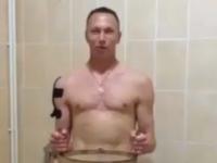 Вратарь «Шинника» присоединился к акции Ice Bucket Challenge