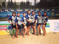 Ярославские регбистки выступили на турнире в Москве
