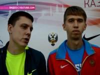 Илья Мудров удачно стартовал на чемпионате Европы по легкой атлетике