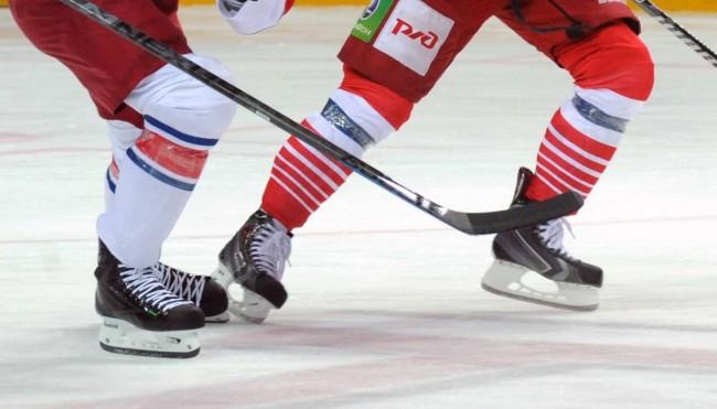 Молодые хоккеисты «Локомотива» выступают за юниорскую команду России до 16 лет