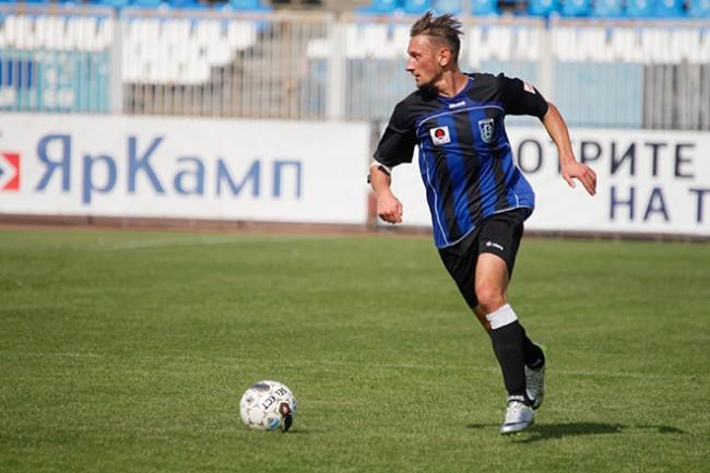 Владимир Корытько покинул «Шинник» и уже тренируется в «Арсенале»