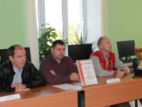 Лучшие спортсмены промышленно-экономического колледжа встретились с Максимом Тарасовым