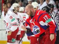 «Локомотив» вырвал победу у «Барыса» в серии буллитов