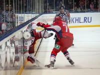 КХЛ изменила время двух матчей «Локомотива»