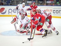 Сергея Плотникова дисквалифицировали на три матча