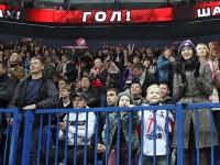 «Локомотив» одержал важную победу над ХК «Сочи»