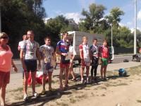 Tриатлонисты Ярославской области удачно выступили на чемпионате и первенстве России