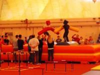 В Ярославле стартовала спортивная эстафета «Шаг за шагом»