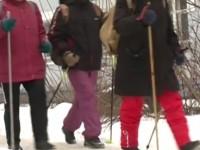 В парке Юбилейный пройдут соревнования по скандинавской ходьбе