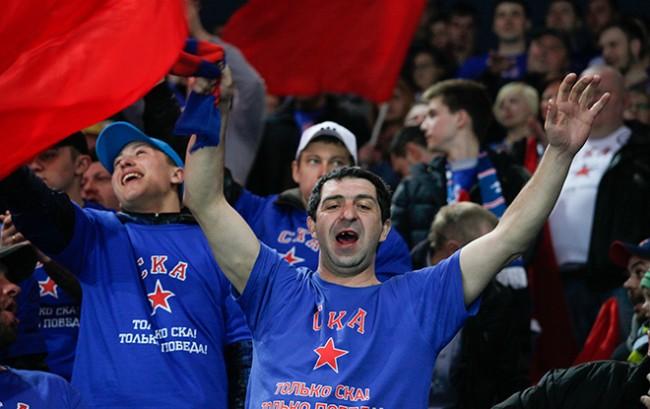 Вновь подвело удаление: «Локомотив» с крупным счетом уступил СКА