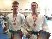 Ярославские дзюдоисты вернулись с наградами из Тамбова