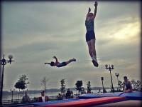 Ярославец взял бронзу на Всероссийских соревнованиях по прыжкам на батуте «Надежды России»