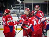 «Локомотив» уверенно обыграл «Нефтехимик»