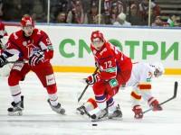 Департамент КХЛ изменил время трех матчей «Локомотива»