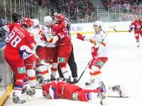 «Локомотив» в серии буллитов вырвал победу у «Йокерита»