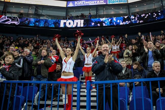 Фото: как «Локомотив»  обыграл московское «Динамо»