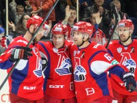 КХЛ перенесла три матча «Локомотива»