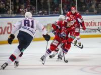 «Локомотив» проиграл в серии буллитов «Адмиралу»