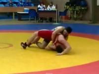 Ярославцы показали высокие результаты на чемпионате ЦФО по греко-римской борьбе