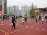Многофункциональная площадка откроется во Фрунзенском районе