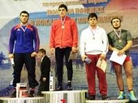 Никита Вышинский взял «бронзу» на всероссийском турнире по греко-римской борьбе  в Перми