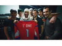 L'One в своей новой песне цитирует игрока ярославского «Локомотива»