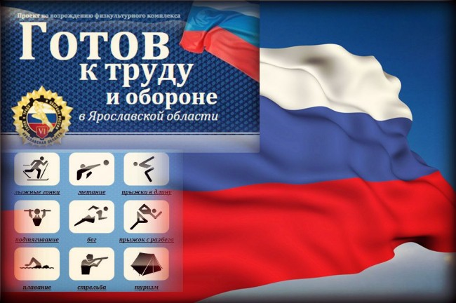 Ярославские госслужащие примут участие в фестивале «Я выбираю ГТО»