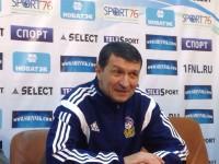 Юрий Газзаев: «Мне все говорили, что Стешин медлительный, а я его считаю рассудительным»