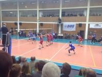 «Ярославич» в пяти партиях проиграл  «Динамо-ЛО»