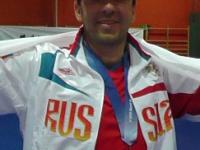 Александр Лавров завоевал «бронзу» на чемпионате Европы по паратхэквондо