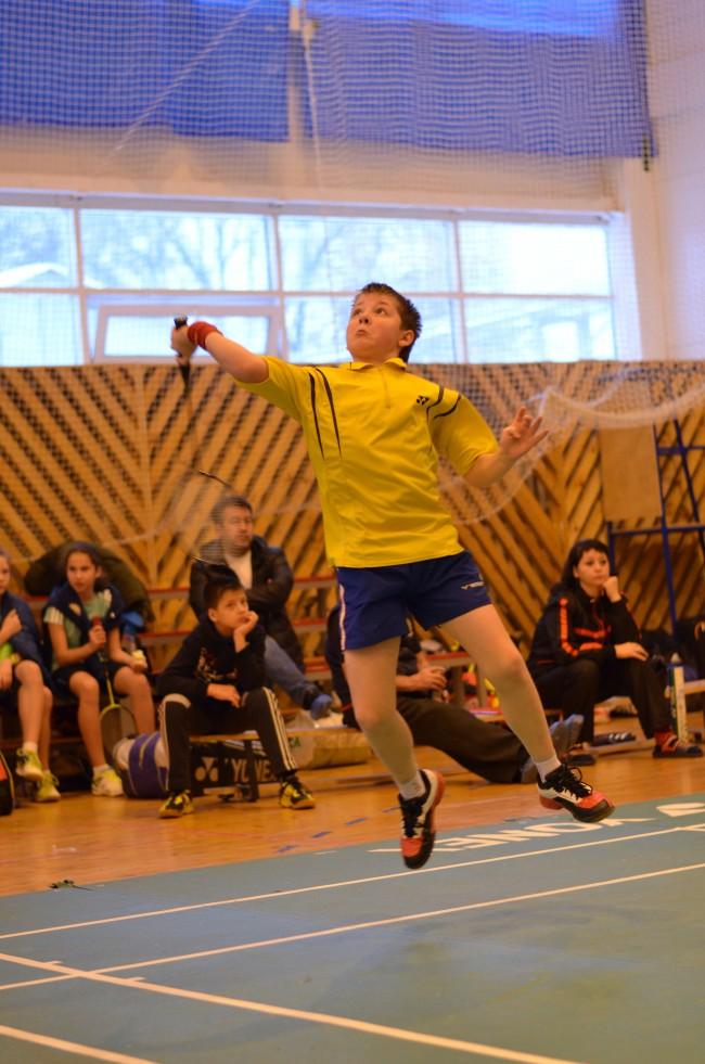 Ярославцы завоевали 6 медалей на юношеских соревнованиях этапа Гран-При России по бадминтону