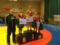 Ярославские борцы успешно выступили на турнире в Подольске