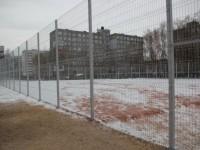 В Заволжском районе появилась новая спортивная площадка