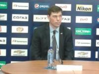 Алексей Кудашов: «Локомотив» был сегодня мощнее»
