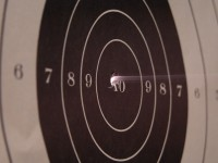 Анастасия Галашина завоевала серебро на международных соревнованиях по стрельбе из пневматического оружия