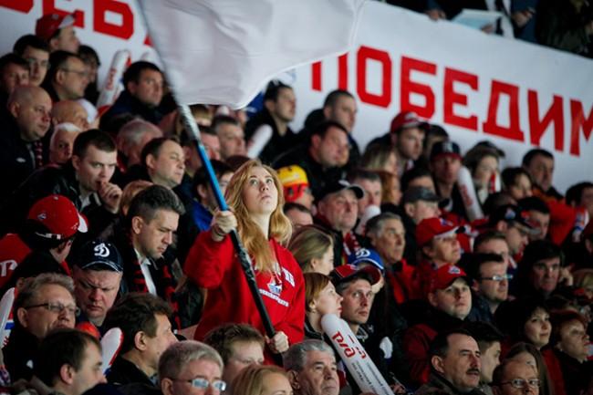 «Локомотив» — 11-й клуб Европы по средней посещаемости домашних игр
