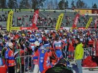 Фото: Деминский марафон Worldloppet-2015