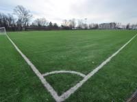 В Ярославле построили два футбольных поля с искусственным газоном