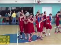 Баскетбольный «Буревестник» выиграл первенство ЦФО
