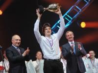 Георгий Иванов дебютировал за «Локомотив» в КХЛ