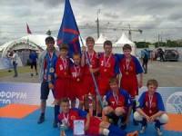 Юноши из  «Борисоглебской заставы» стали победителями первенства России