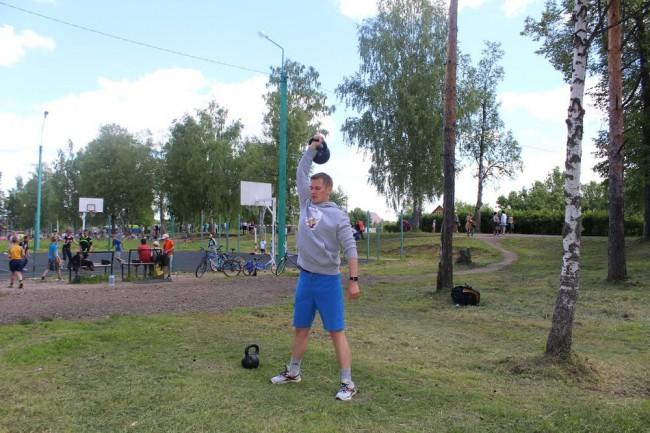 Проект «Здоровая Ярославия» продолжается