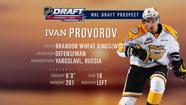 Иван Проворов отметился голевой передачей за «Филадельфию»