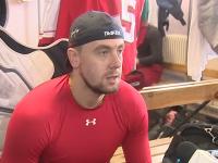 Пропустивший сезон-2016/17 защитник Пиганович подписал контракт с «Нефтехимиком»