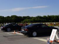 На аэродроме Староселье под Рыбинском прошли автогонки DRAG Racing