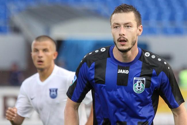 Эдуард Булия покидает «Шинник» и  переходит в другой клуб ФНЛ