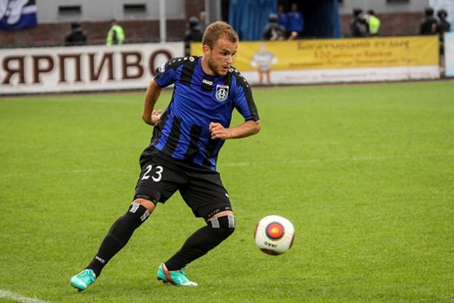 Евгений Ятченко: «Всегда хочу забивать»